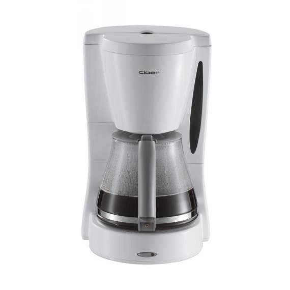 Cloer 5021 Kaffeemaschine weiß 12 Tassen 900 W NEU+OVP  eBay