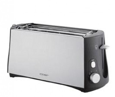cloer 3710 toaster edelstahl toast 4 scheiben neu ovp ebay. Black Bedroom Furniture Sets. Home Design Ideas