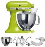 KitchenAid Artisan Küchenmaschine 5KSM150PS KSM150 solo Apfelgrün EGA