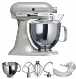 KitchenAid Artisan Küchenmaschine 5KSM150PS KSM150  solo metallic chrom EMC