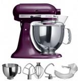 KitchenAid Artisan Küchenmaschine 5KSM150PS KSM150  solo holunderbeere EBY