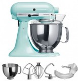 KitchenAid Artisan Küchenmaschine 5KSM150PS KSM150  solo eisblau EIC
