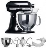 KitchenAid Artisan Küchenmaschine 5KSM150PS KSM150  solo schwarz EOB