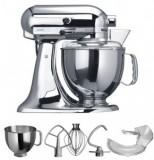 KitchenAid Artisan Küchenmaschine 5KSM150PS KSM150  solo chrom ECR