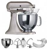 KitchenAid Artisan Küchenmaschine 5KSM150PS KSM150  solo gebürstetes metall ENK