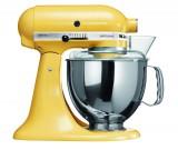 KitchenAid Artisan Küchenmaschine 5KSM150PS KSM150  solo gelb EMY
