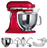 KitchenAid Artisan Küchenmaschine 5KSM150PS solo liebesapfel rot ECA