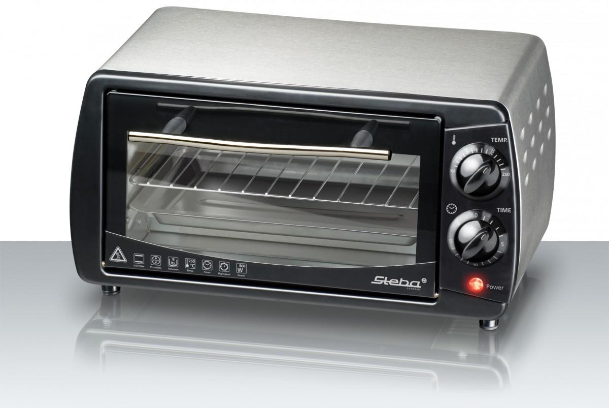steba kb 9 2 mini backofen ofen grill toastofen kb9 2. Black Bedroom Furniture Sets. Home Design Ideas