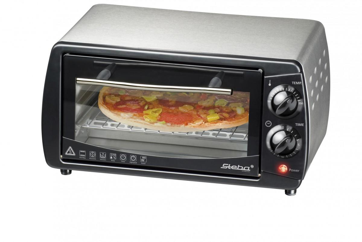 steba kb 9 2 mini backofen ofen grill toastofen kb9 2 von. Black Bedroom Furniture Sets. Home Design Ideas