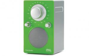 Audio iPAL Monoradio 1093 grün/silber Outdoor-Radio palipalgg
